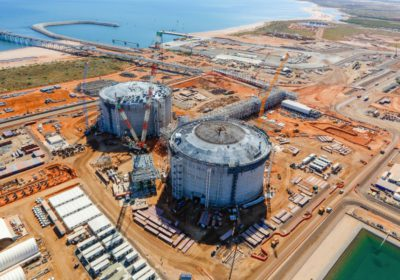 Chevron delivers first LNG from Wheatstone