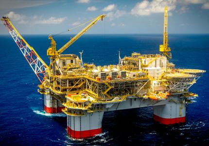 Chevron's Jack & St Malo offshore project